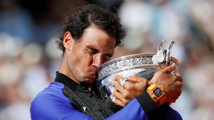 Tennis: Nadal record, decima vittoria al Roland Garros di Parigi