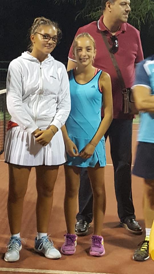 Federica Vancheri e Alessia Bertuccio