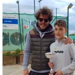 Marco Colore vince il torneo regionale Under 14 di Catania