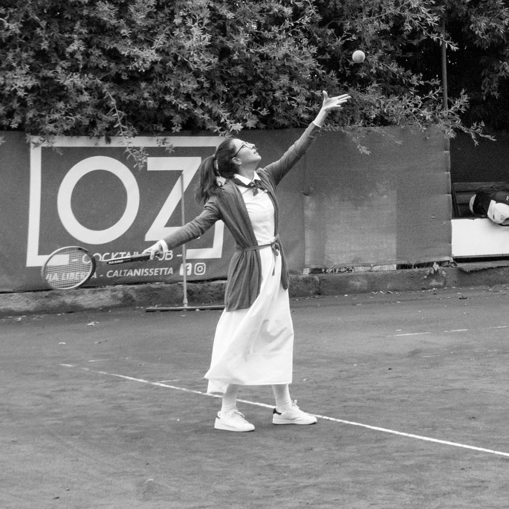 Corinne Pinto è la giocatrice più Vintage del Torneo