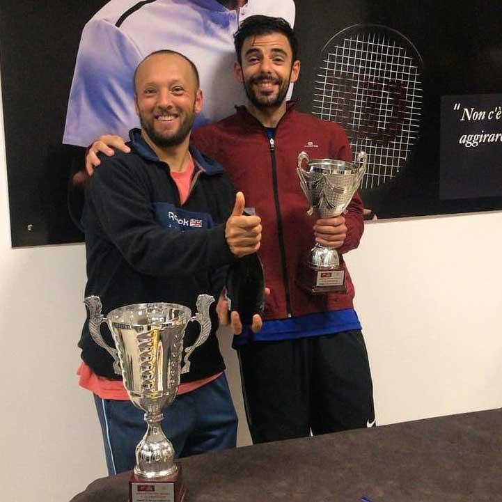 Dettori vince il TPRA del TC Caltanissetta 2018