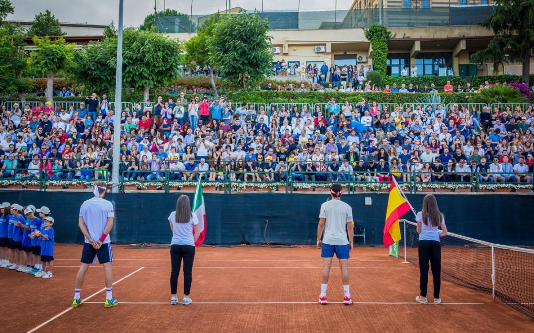 """Si chiude la XX edizione del torneo di Caltanissetta: anche quest'anno tribune piene e grande tennis. Trobia: """"Chiudo una meravigliosa avventura lunga 20 anni"""""""