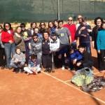 """Torna """"Tennis anch'io"""": è ricominciato il progetto rivolto ai ragazzi diversamente abili"""