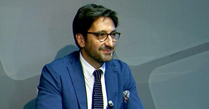 Gianluca Nicosia, Presidente del TCC Villa Amedeo