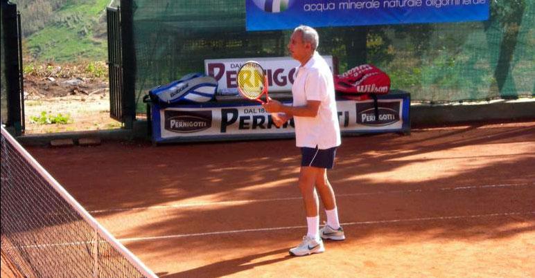 Giovanni Cipolla trascina alla vittoria gli Over 60