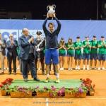 Cmc Città di Caltanissetta, finale record: Paolo Lorenzi dopo tre ore vince al terzo set