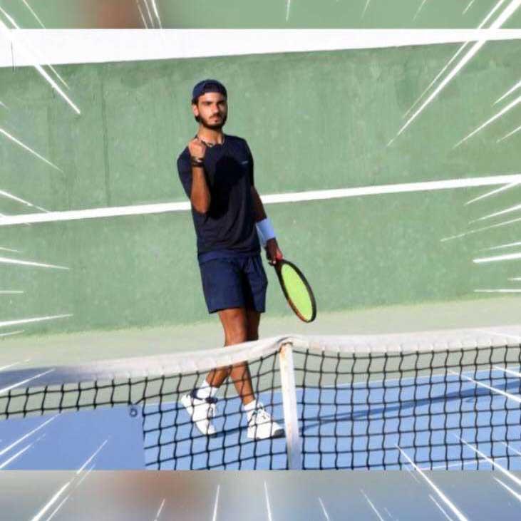 Luca Potenza, n° 980 della classifica mondiale ATP