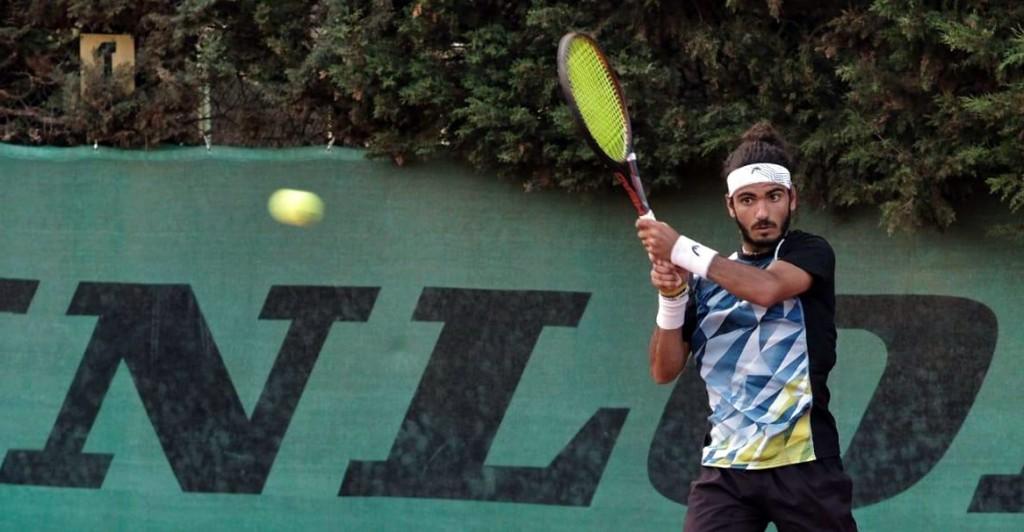 Luca Potenza batte Alessio di Mauro nella finale del torneo