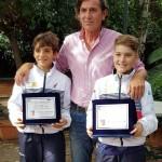 Ottimo risultato per i nostri atleti Vancheri e Colore al Master Under 12 di Catania