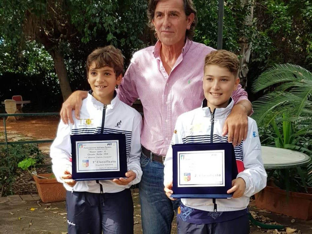 Marco Vancheri e Marco Colore
