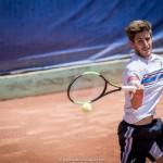 Donati-Munar la finale a Caltanissetta. Il piemontese trascinato dal pubblico vince al terzo set contro Balazs