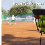 Al via la scuola Tennis del TCC Villa Amedeo di Caltanissetta.