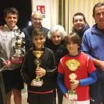 """Torneo sociale 2017, memorial """"G. Giunta"""": vince Salvatore Lacagnina. Finale Sat, si impone Manuel Potenza"""