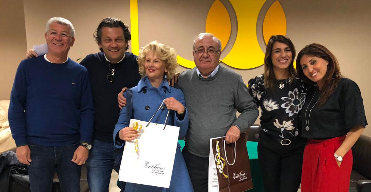 Paola Russo e Osvaldo Limuti si aggiudicano il torneo di Burraco