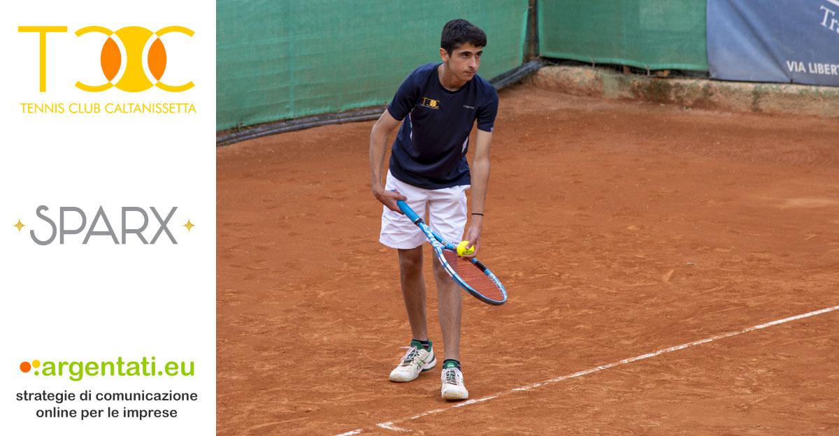Emanuele La Tona si aggiudica il singolare maschile All Star
