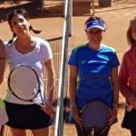 TPRA – Chirumbolo/Ambra vincono il doppio femminile. Italia/Nicitra il doppio misto
