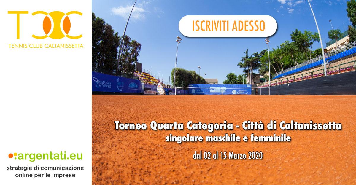 Torneo di Quarta Categoria - Città di Caltanissetta