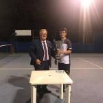 Lacagnina si aggiudica il torneo di terza categoria di Acate