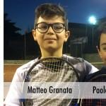 I giovani Argentati e Granata alla Coppa delle Provincie