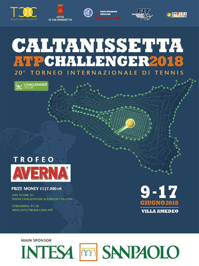 ATP CHALLENGER CALTANISSETTA 2018
