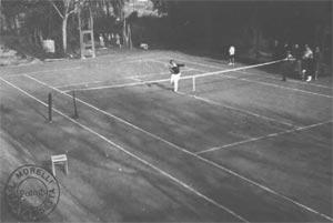 Anni 60 del Tennis Club Villa Amedeo di Caltanissetta