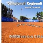 Campionati Regionali Under 11- maschile e femminile