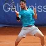 La favola di Cecchinato al Roland Garros inizia anche da Caltanissetta.