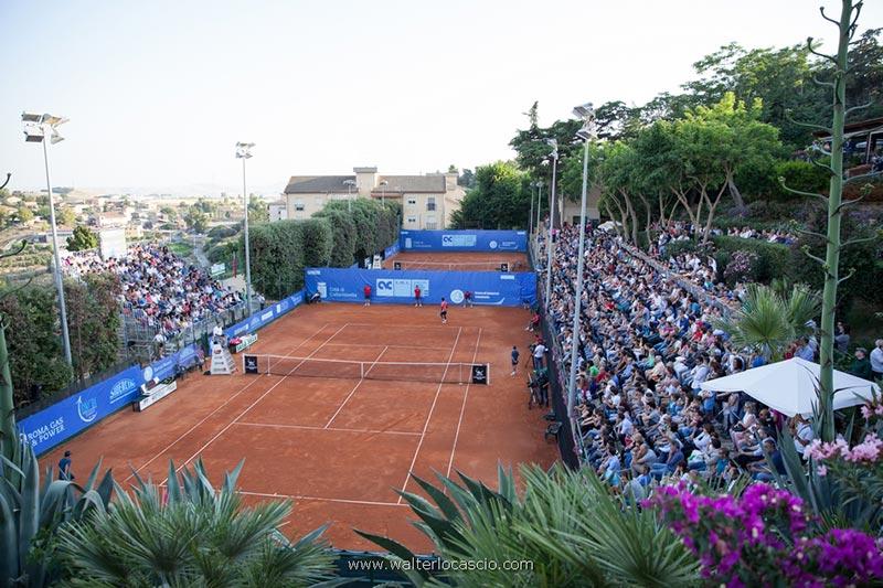 Torneo di Tennis Internazionale Challenger Caltanissetta 2015