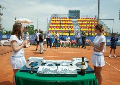 Premiazione per il Torneo Internazionale Challenger 2015