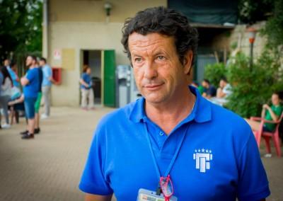 Giuseppe Cobisi, il maestro della scuola di tennis