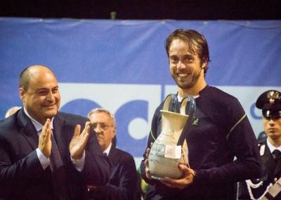 Il vincitore del torneo Challenger 2016
