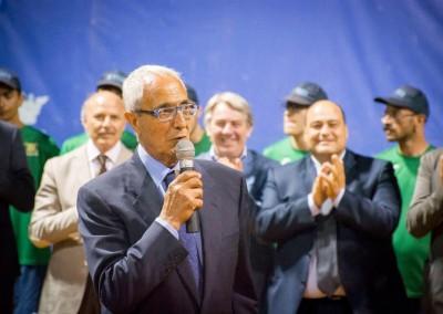 Michele Trobia, Presidente del Tennis Club di Caltanissetta