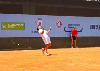 Giocatore di tennis e vincitore del Torneo Internazionale Challenger 2012