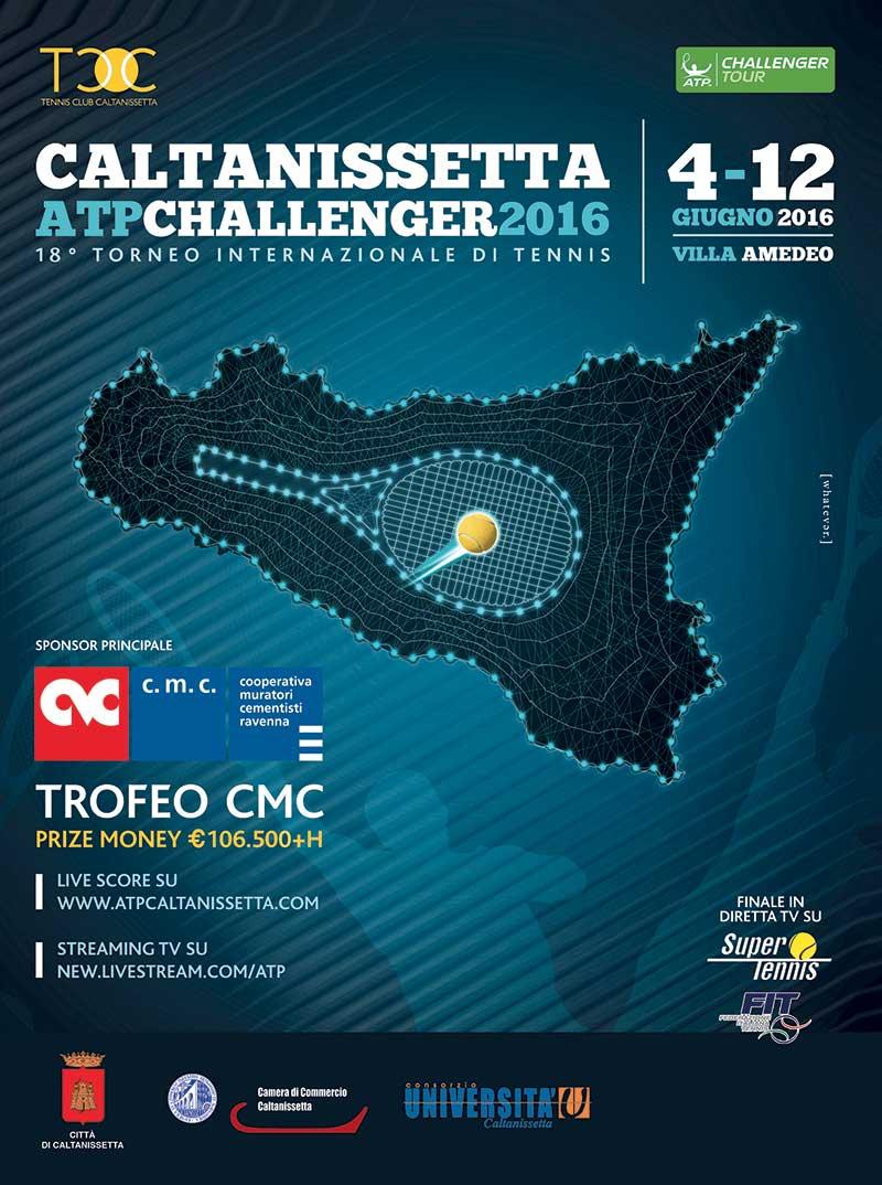 ATP Challenger Caltanissetta 2016