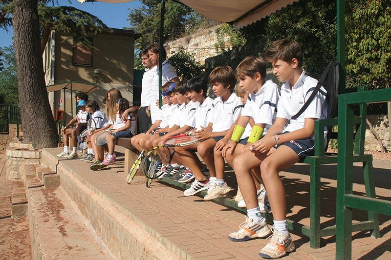 Iscrizione al Tennis Club Caltanissetta