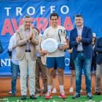 Lo spagnolo Munar re di Caltanissetta. Il talentuoso tennista spagnolo batte Matteo Donati 62 76