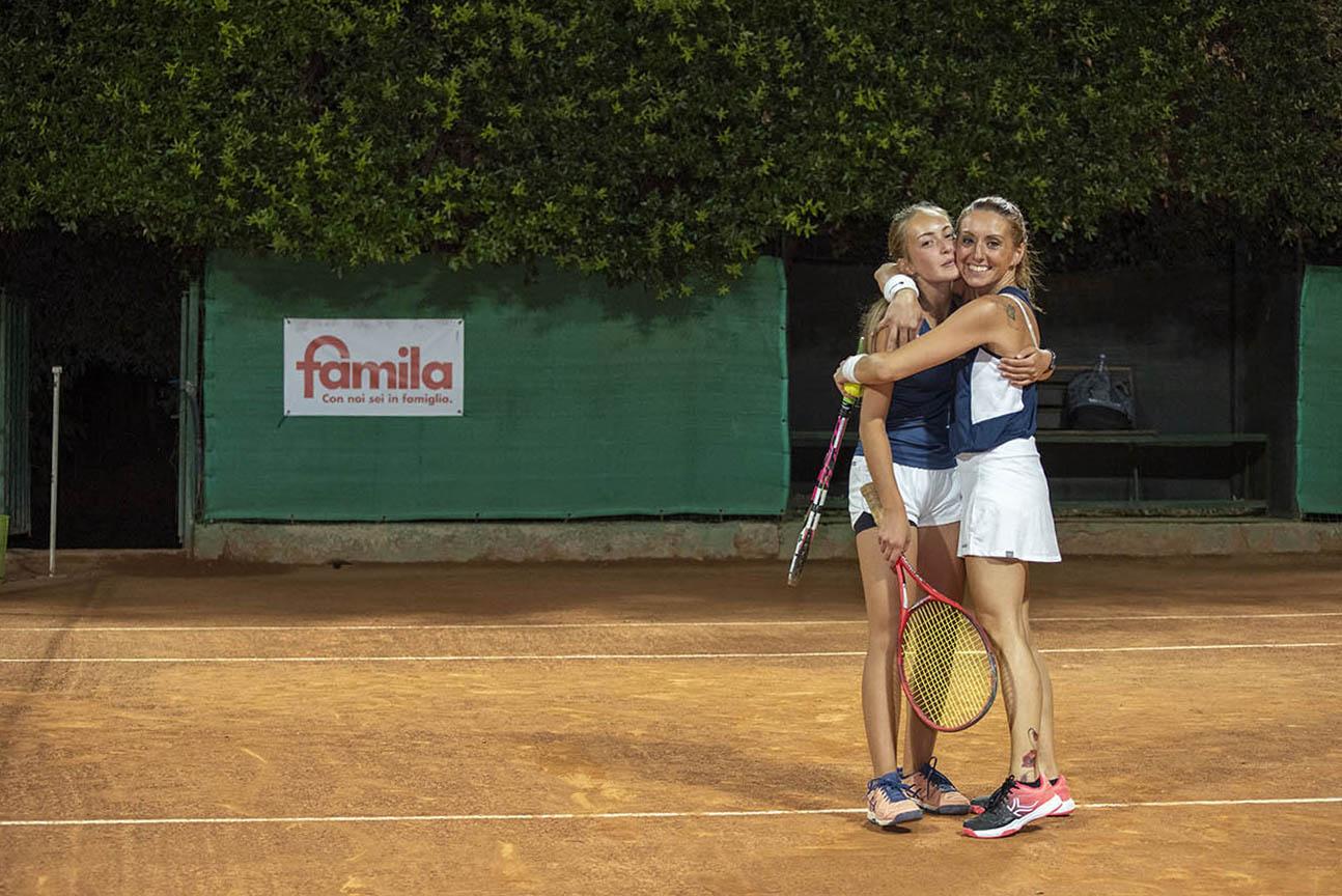 Alessia Bertuccio e Alessandra Lo Piano vincono il Doppio Giallo femminile Summer Edition 2021