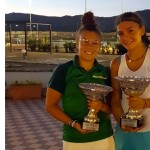 Federica Vancheri trionfa al torneo Open di Agrigento