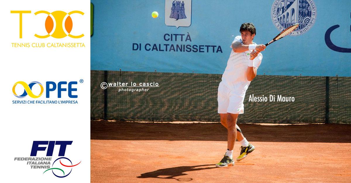 Alessio Di Mauro e Nicolò Schilirò disputeranno la finale del PFE Open Città di Caltanissetta