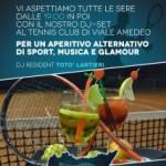 """""""After tennis"""", serate di musica e glamour durante il Challenger: dal 3 all'11 giugno"""