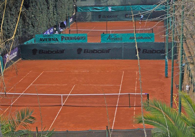 I campetti del Tennis Club di Caltanissetta - Torneo Future 2005