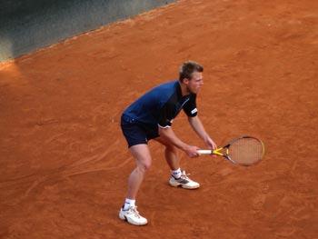 Uno dei vincitori del Torneo Internazionale di Tennis Italy 1 2003