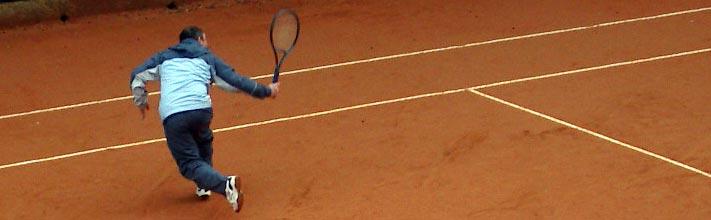 Lezioni individuali di tennis per adulti