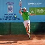 Cmc Città di Caltanissetta. La prima wild card va a Paolo Lorenzi, 54 al mondo