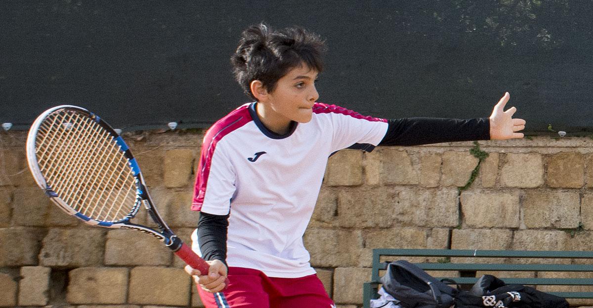 Marco Vancheri disputerà i campionati Nazionali Under 12