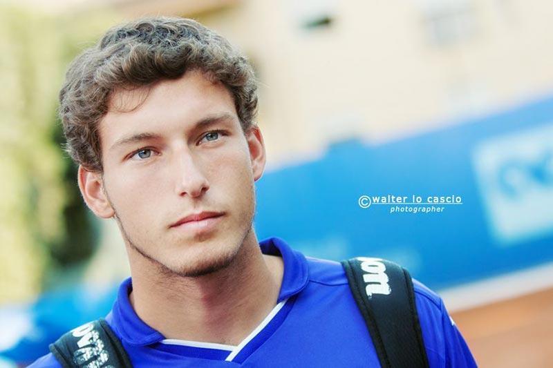 Pablo Carreno Busta, tennista del Torneo Internazionale Challenger 2014