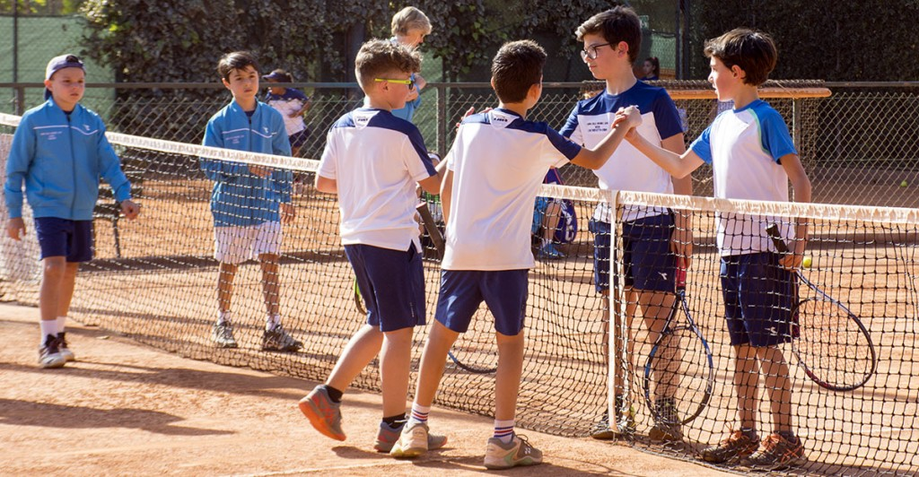 Paolo Argentati e Matteo Granata (sulla destra) battono i pari età di Agrigento alla Coppa delle Provincie.