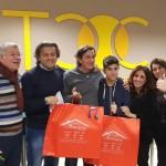 Giordano, padre e figlio, si aggiudicano il primo torneo di Burraco del 2019