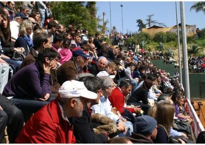 Il pubblico al Torneo Internazionale Challenger 2011