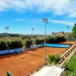 La struttura del Tennis Club